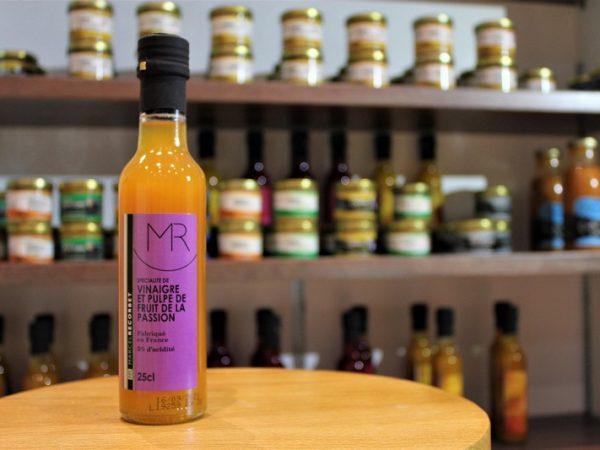 Vinegar Passion fruit